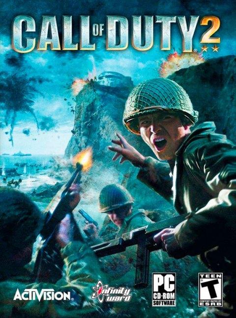 Call Of Duty 2 - Savaş Oyunu