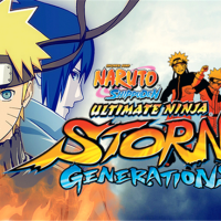 Download game xbox Naruto Shippuden: Ultimate Ninja Storm Generations